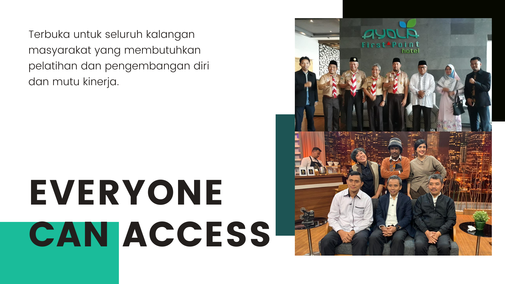 Everyone Can Access